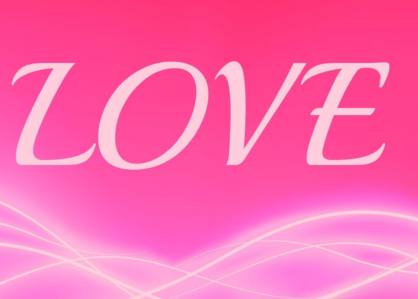 ružová, love, láska